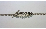 Bracciale Names argento Amore